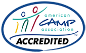 Accredited by the American Camp Association (ACA)
